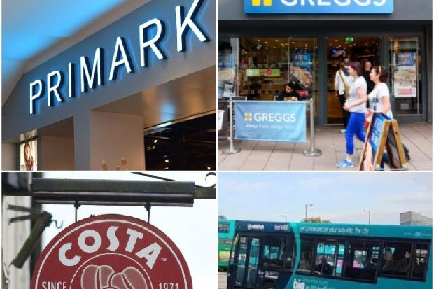 Shop assistants to bus drivers - here are 19 jobs available now in Wakefield