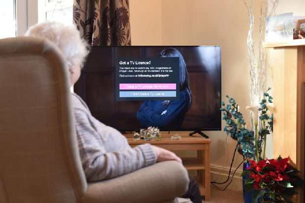 Four out of five people back campaign for TV licences