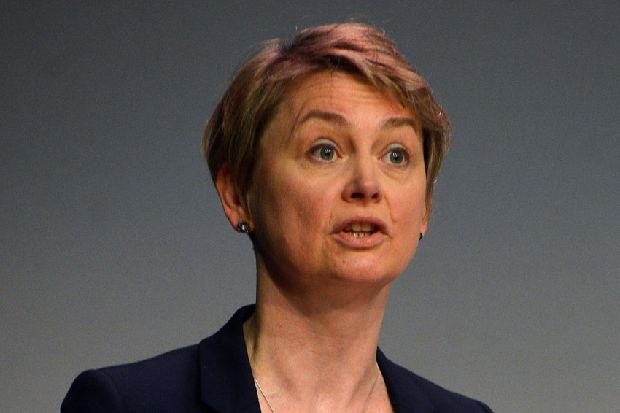 COLUMN: 'School holidays should mean fun, not hunger' says Yvette Cooper MP