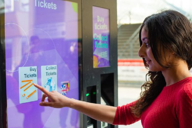 Latest ticket machines offer more to the north's rail travellers