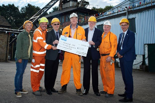Wakefield fuel fundraiser helps to pull in over £13,500