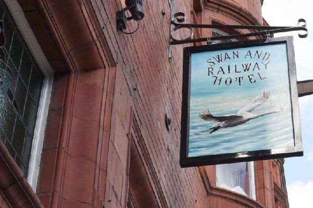 New Wigan pub reflects town's sporting heritage