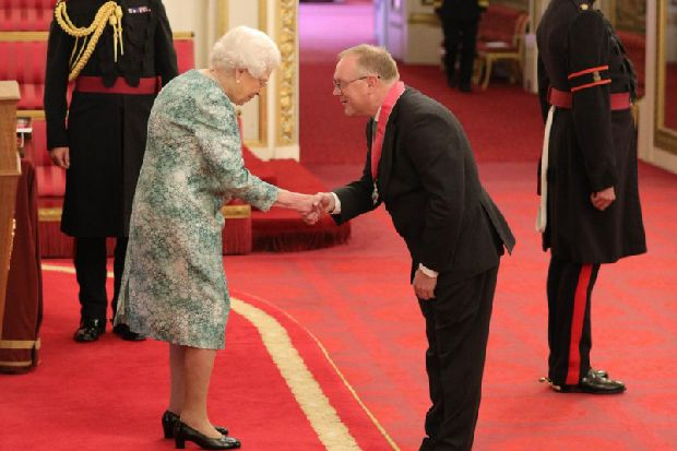 Wigan man awarded CBE for services to nuclear energy