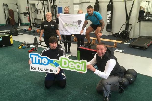 The real deal for two borough gym bosses - Wigan Today