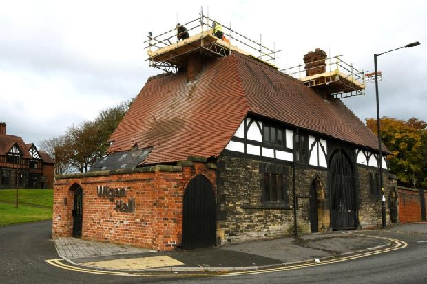 School bids to use Wigan Hall Lodge for classrooms - Wigan Today