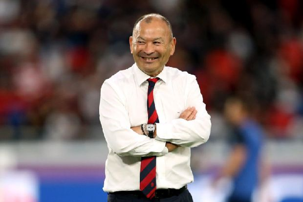 Phil Clarke calls for Eddie Jones to help England RL team... as assistant coach