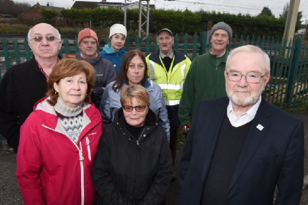 Residents call for return of railway station