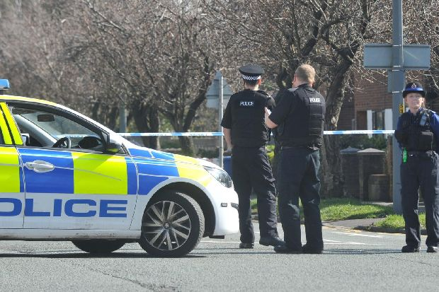 Police discover World War Two artillery shells and grenades at Wigan house
