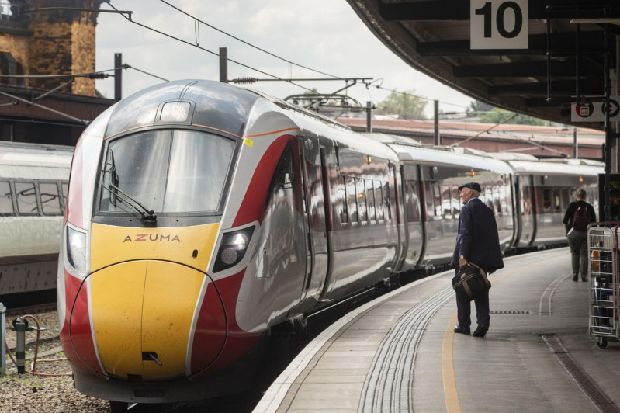 Transport spending 'almost three times more per head' in London compared to the North