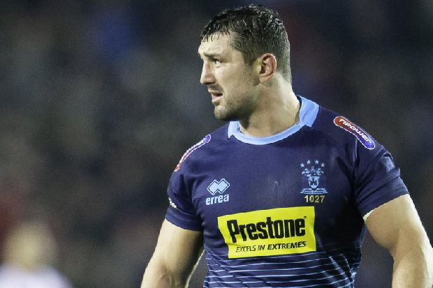 Why Wigan Warriors' Ben Flower may be playing Down Under next month