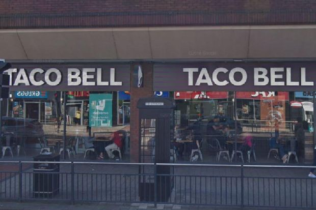 Taco Bell is giving out free Doritos tacos in Leeds today
