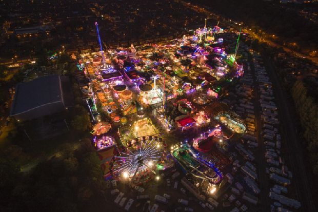 Woman seriously injured after being thrown from ride at Hull Fair