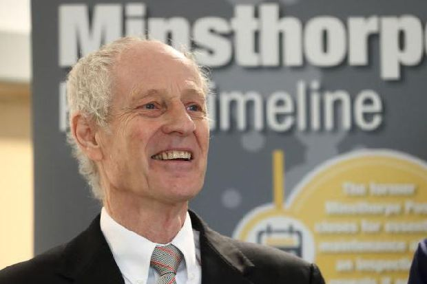 Welcome to Yorkshire can regain public trust after expenses scandal, vows new boss