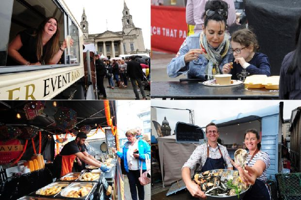 Leeds Food and Drink Festival returns to Millennium Square: Here's what to expect at this year's free event