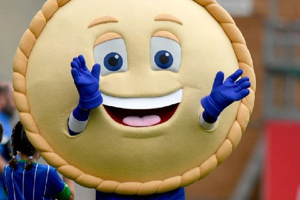 Football fans offered dream job to become Premier League 'pie-taster
