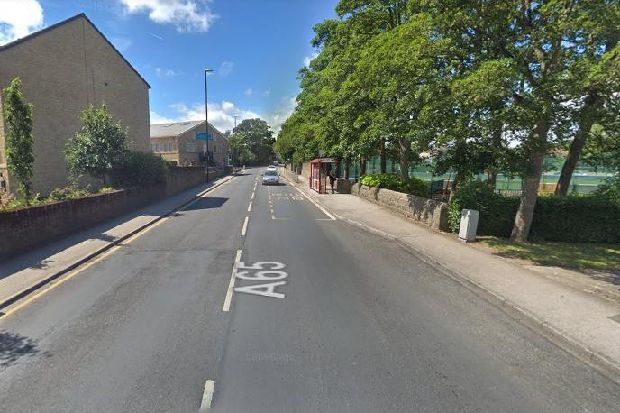Police hunting driver who killed dog in hit and run in Leeds