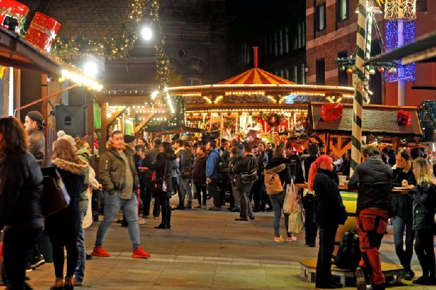 Leeds German Christmas Market 2019: Dates and opening times revealed