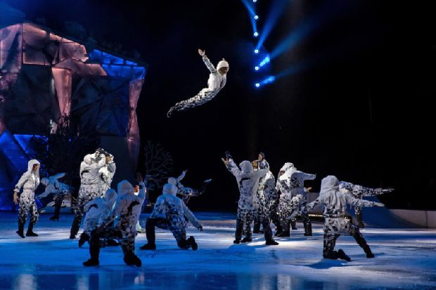 Cirque du Soleil acrobatic ice spectacular Crystal is heading to Yorkshire: Here's how to get tickets