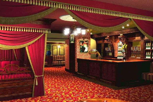 Go inside Oceana - the Leeds nightclub from the 2000s which boasted a boudoir and ski lodge