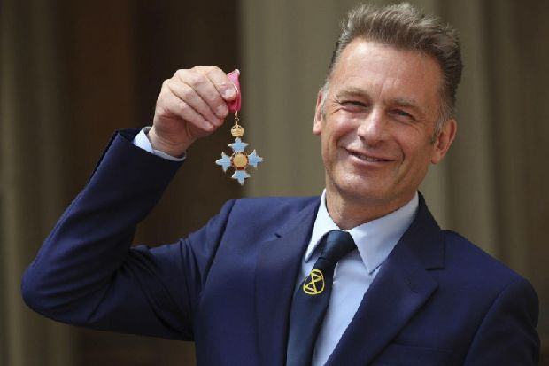 Chris Packham on wildlife campaigning, Greta Thunberg and living with Asperger's