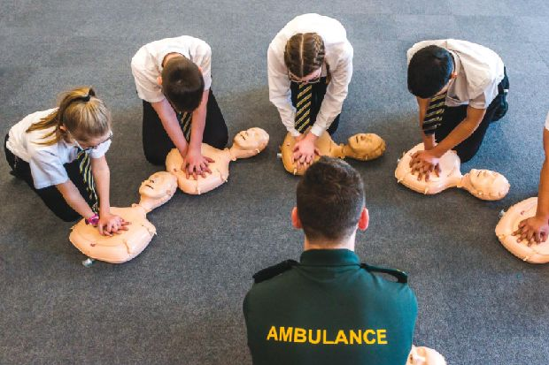 Yorkshire people best at using CPR to save lives