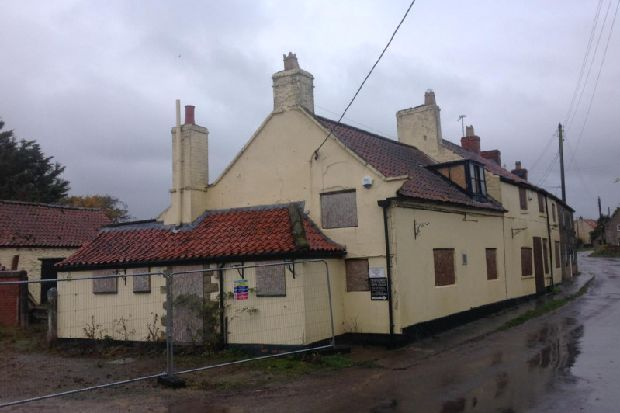 North York Moors villagers campaign to re-open historic pub as a gateway to the National Park - Yorkshire Post