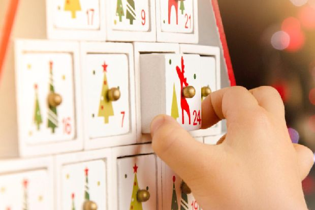 From Nazi Germany To Harrods How The Advent Calendar Has