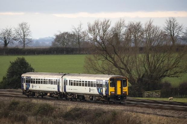 A section of railway which disappeared in 1985 could be re-instated as part of West Yorkshire's HS2 plans
