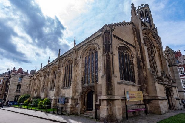 Anonymous donor gives nearly £6million to church next to York Minster for urgent repairs