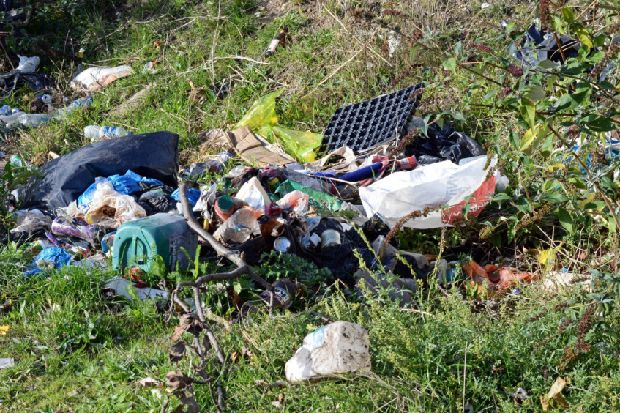 Why the scourge of fly-tipping needs a much more serious response from Ministers: Jayne Dowle
