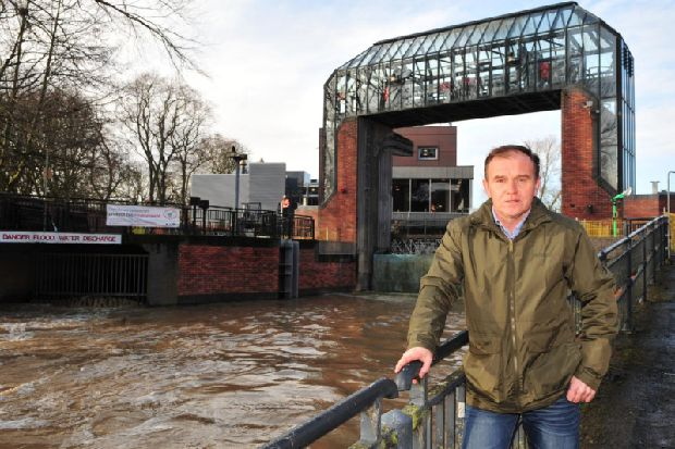 New Environment Secretary to call top level summit to tackle Yorkshire flooding woes