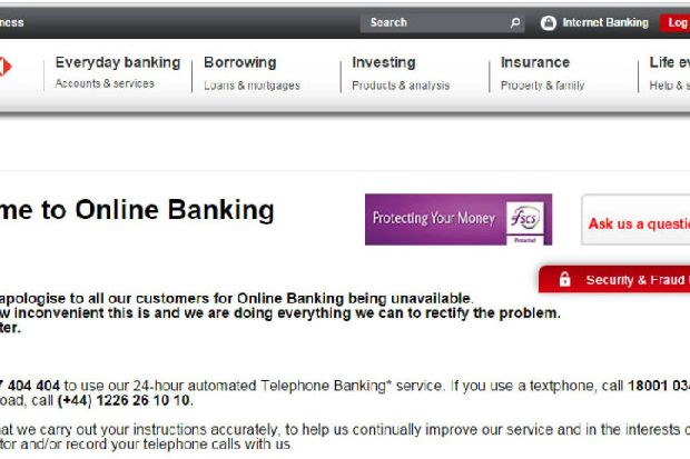 As new cyber attack cripples HSBC    how safe is YOUR bank