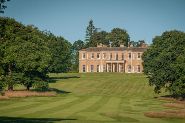 Yorkshire spa hotel named best in the UK
