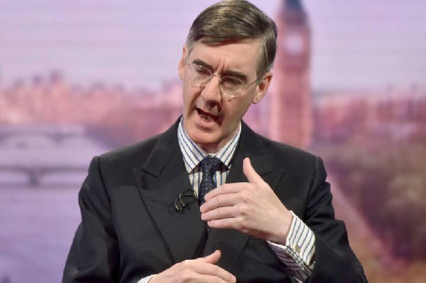 Jayne Dowle: How chance encounter with Jacob Rees-Mogg