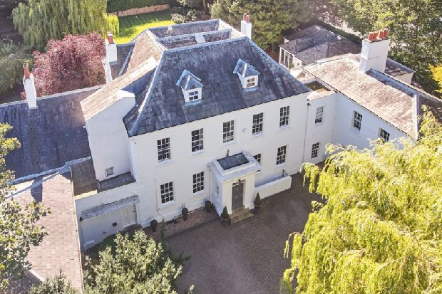 For sale: Yorkshire's most glamorous rectory