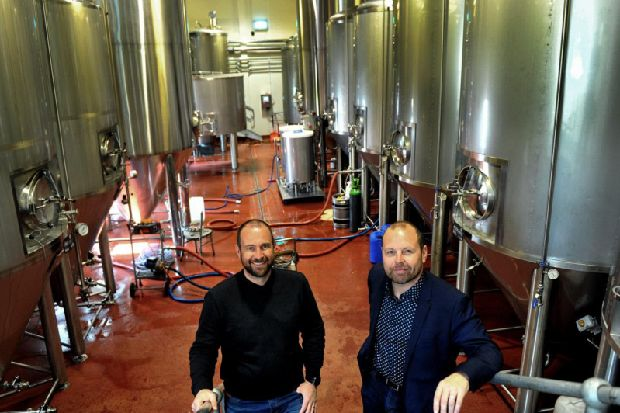 Why a Yorkshire brewery began producing China's national drink