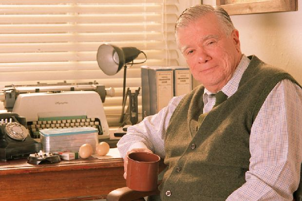 In memory of Yorkshire actor William Simons who starred in every Heartbeat series