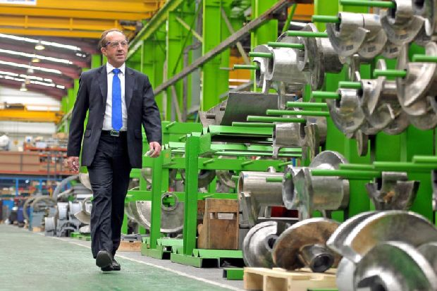 How Yorkshire firm's are seeing a huge surge in export orders