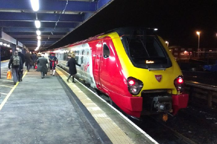 Virgin trains vows not to abandon Blackpool - Blackpool Gazette