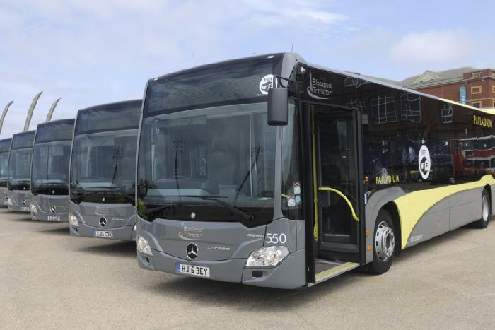 Plans for £16m bus fleet boost for Fylde Coast - Blackpool Gazette