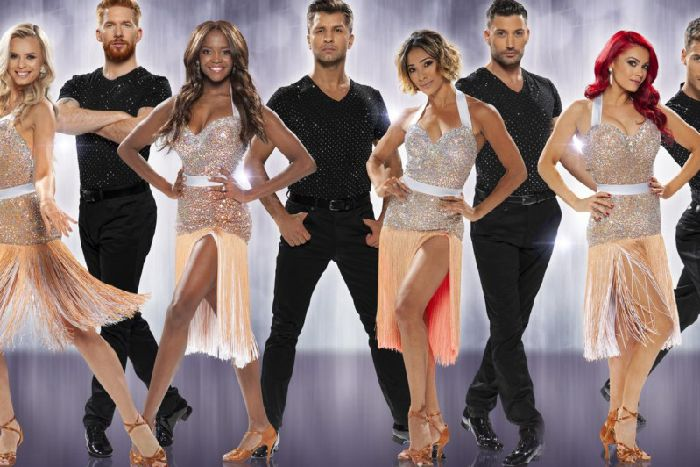223e1bd4f5d A cast of 10 make up the Strictly Come Dancing the Professionals tour which  comes to