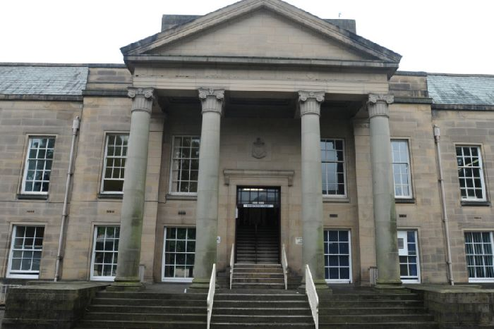 Drunken skeleton' arrested outside ex's home - Burnley Express
