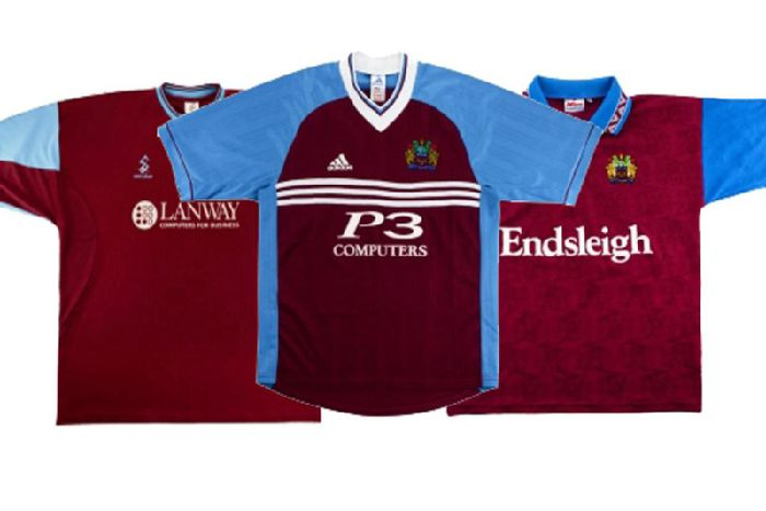 a666e652 Vintage football shirt store to open in time for Christmas, and ...