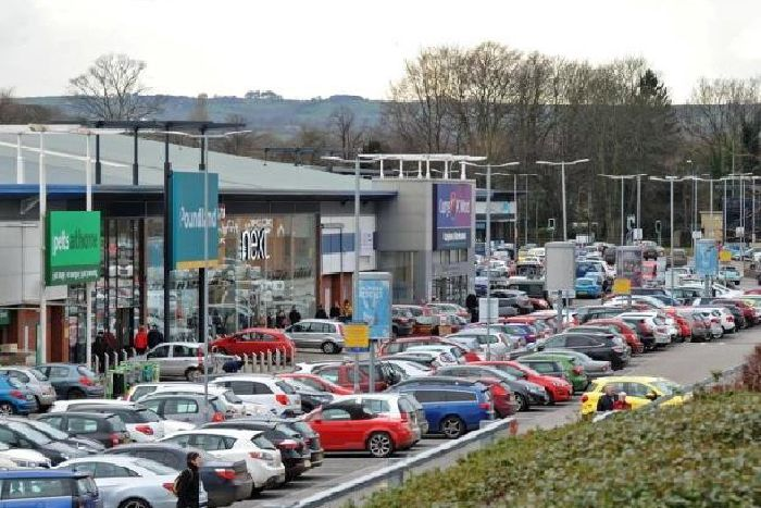 Mum's warning to be 'really careful' if you park at Chesterfield