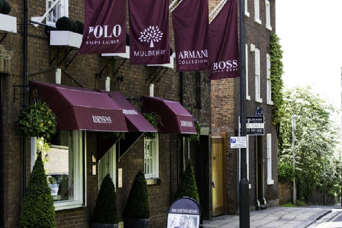 97f70b168a ROBINSONS OF BAWTRY who are celebrating 30 years in Bawtry. award winning  designer boutique in