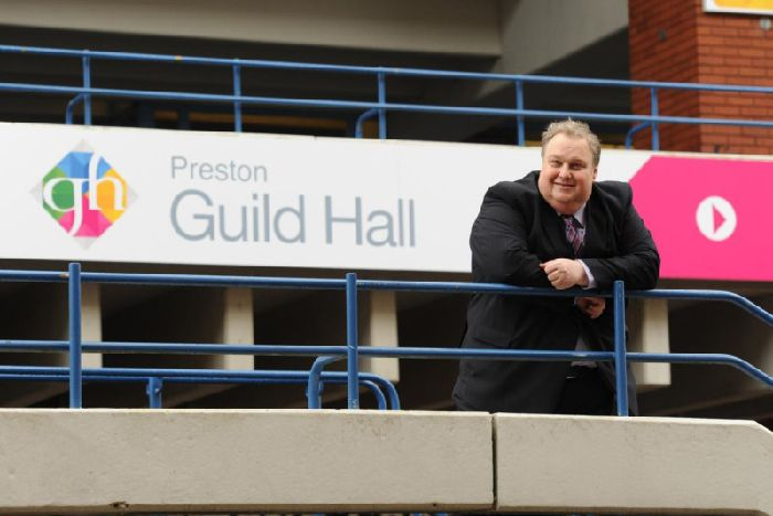 2b06f273202d Preston Guild Hall operations to be taken over by new company after ...