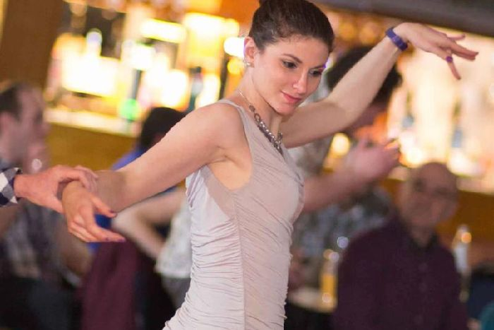 943f52335f45 From cha-cha to Latin tango, Dancers Preston are exponents of pretty much  every