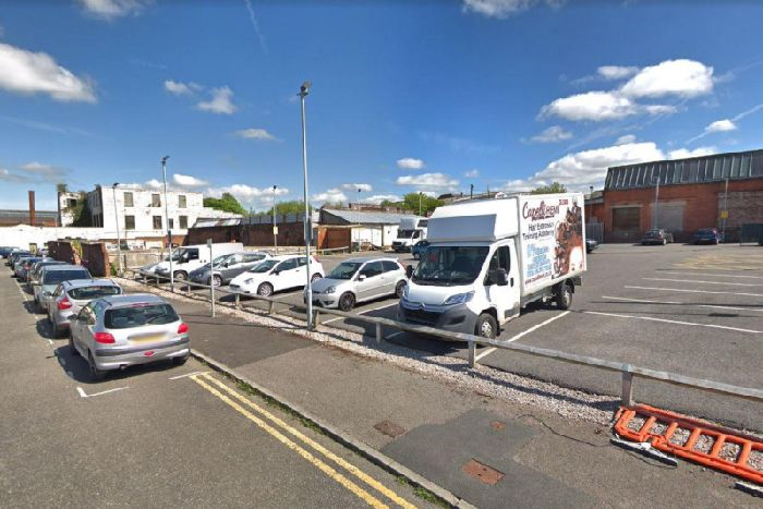 Police Play Down Girls In Car Boot Claims In Preston Lancashire