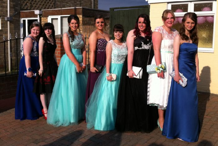 650acc350b6 Limo no-show drives prom girls up the wall - Shields Gazette
