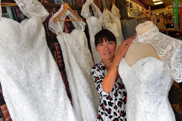 Mystery Wedding Dresses Donated To South Shields Ymca Shields Gazette